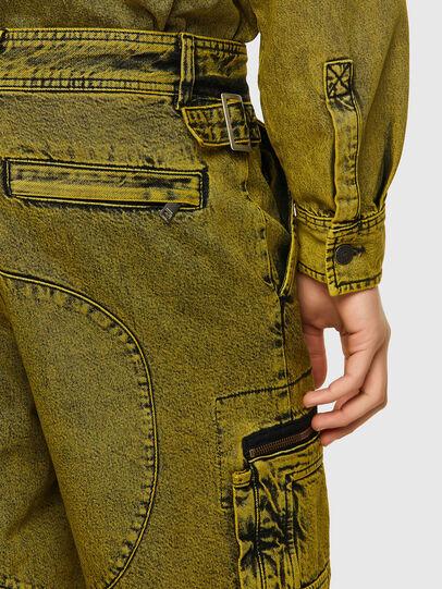 Diesel - D-CYAN-S-SP, Green - Shorts - Image 3