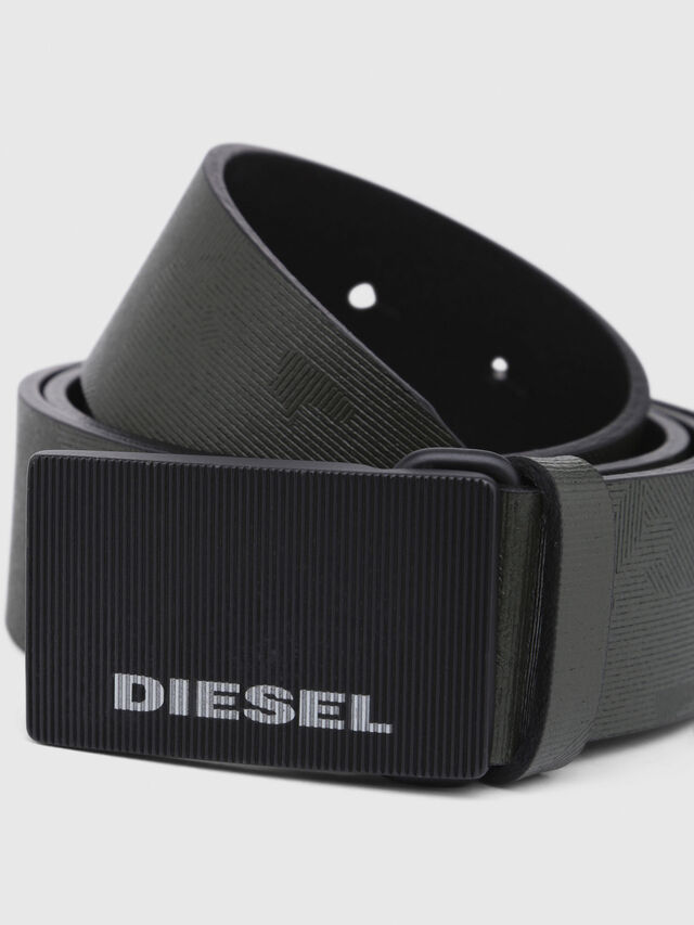 Diesel - B-BORSO, Military Green - Belts - Image 2