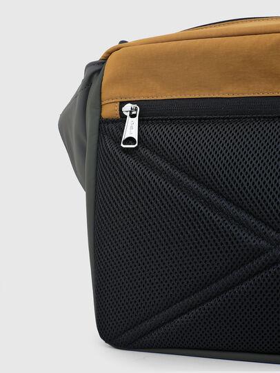 Diesel - CROSYO, Military Green - Crossbody Bags - Image 5