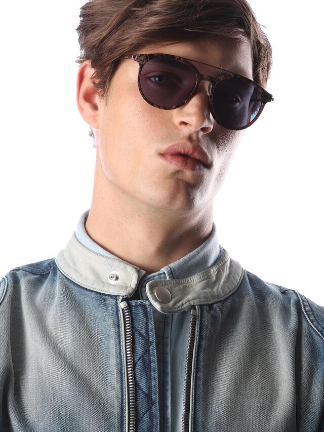 Diesel - DM0188, Brown - Eyewear - Image 5