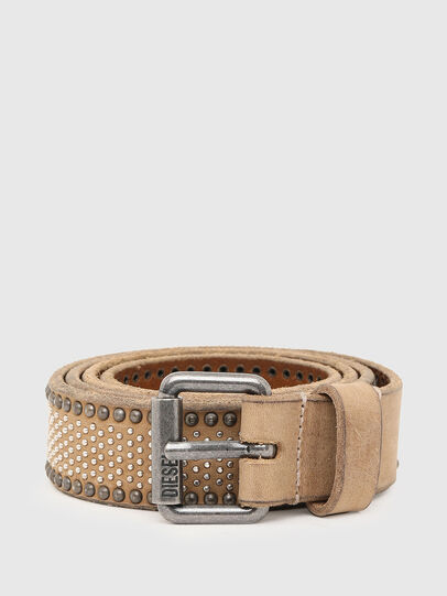 Diesel - B-OLITY, Light Brown - Belts - Image 1