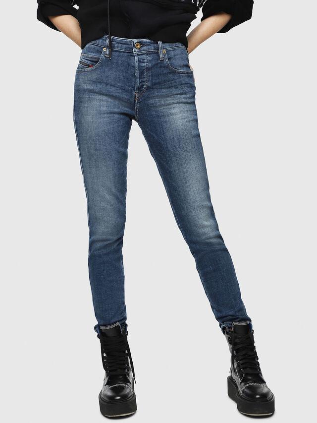 Diesel - Babhila 082AB, Dark Blue - Jeans - Image 1
