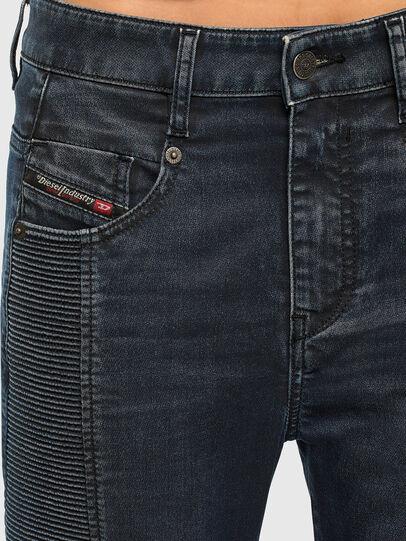 Diesel - FAYZA JoggJeans® 069PQ, Dark Blue - Jeans - Image 3