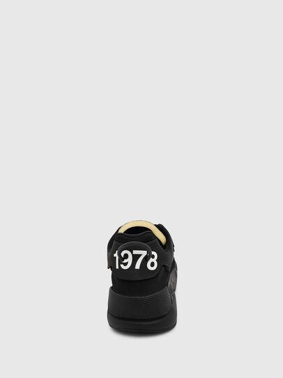 Diesel - S-SERENDIPITY LC W, Black - Sneakers - Image 4