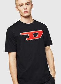 T-JUST-DIVISION-D, Black