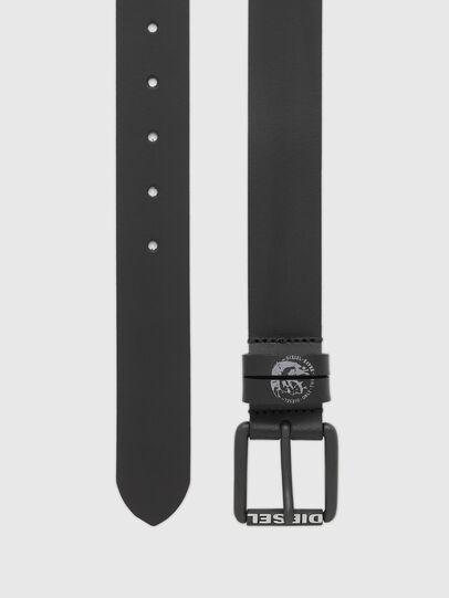 Diesel - B-LAMON, Black - Belts - Image 3