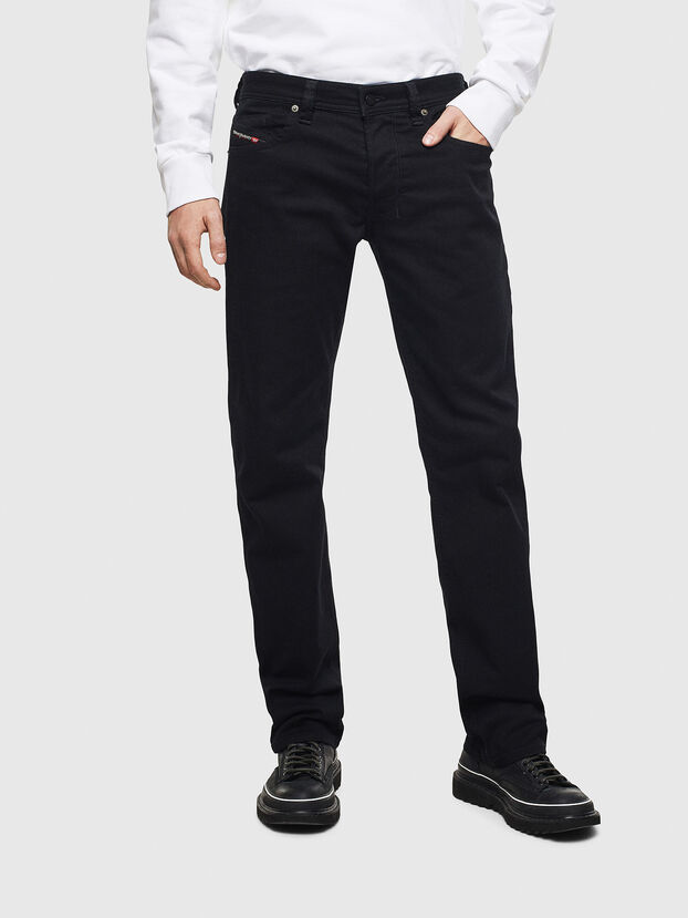 Larkee 0688H, Black/Dark grey - Jeans