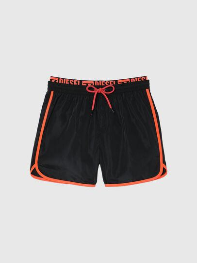 Diesel - BMBX-DOLPHIN-R, Black - Swim shorts - Image 4