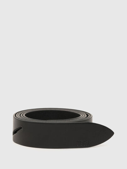 Diesel - B-KNOTT, Black - Belts - Image 1