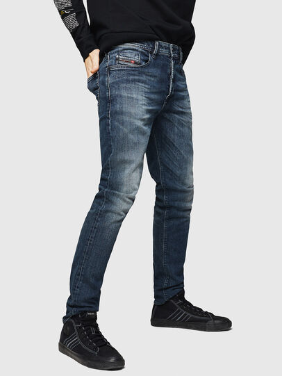 Diesel - Buster 084AS, Dark Blue - Jeans - Image 1