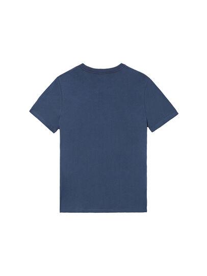 Diesel - UMLT-JAKE, Night Blue - T-Shirts - Image 2