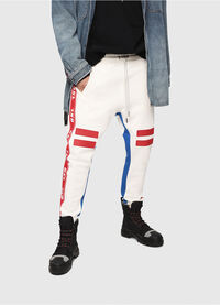 P-YATRI, White/Red/Blu