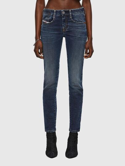 Diesel - D-Ollies JoggJeans® 069WY, Dark Blue - Jeans - Image 1