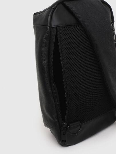 Diesel - D-SUBTORYAL MONO II, Black - Backpacks - Image 6