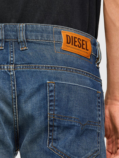 Diesel - Safado 009EI, Medium blue - Jeans - Image 3