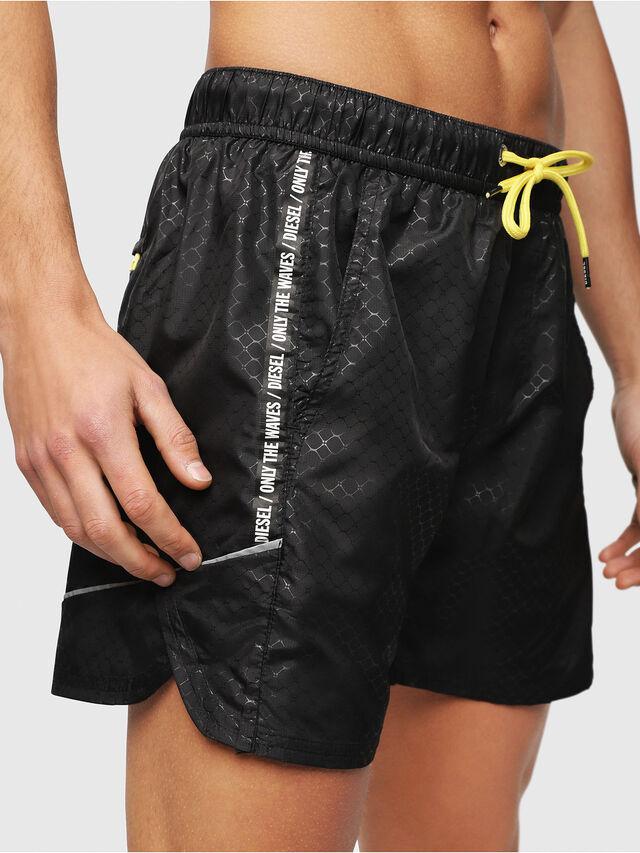 Diesel - BMBX-SPRINTY, Bright Black - Swim shorts - Image 3
