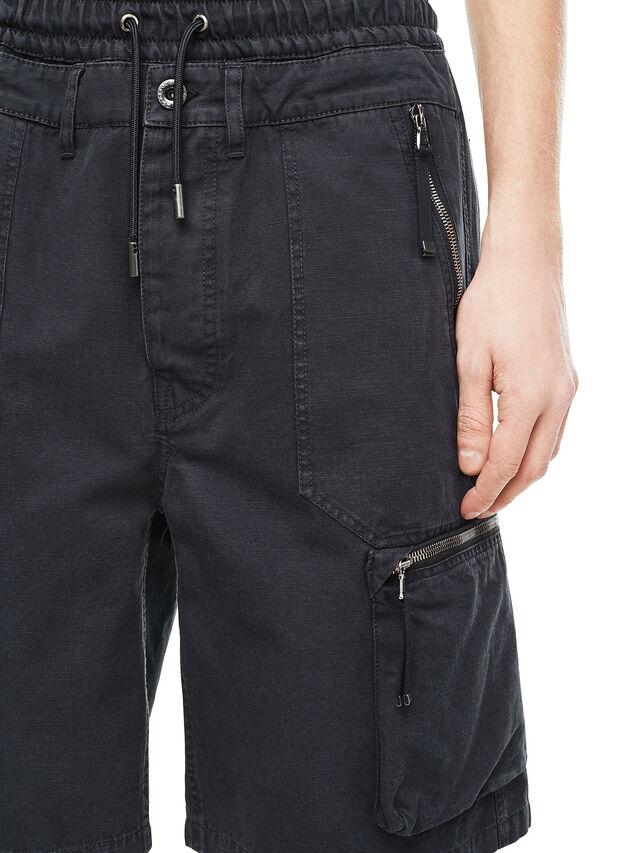Diesel - PHILOS, Black - Shorts - Image 4