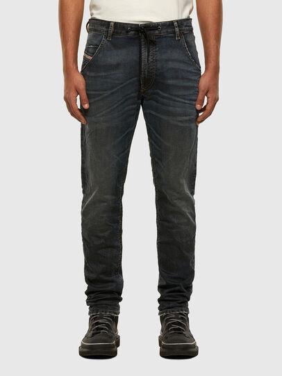Diesel - Krooley JoggJeans 069NS, Dark Blue - Jeans - Image 1