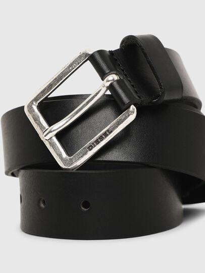 Diesel - B-BOLD, Black - Belts - Image 2