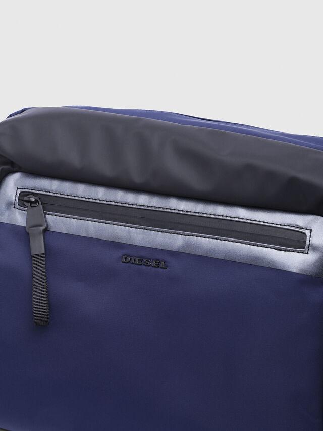 Diesel - VOLPAGO CROSSPLUS, Blue/Black - Crossbody Bags - Image 4