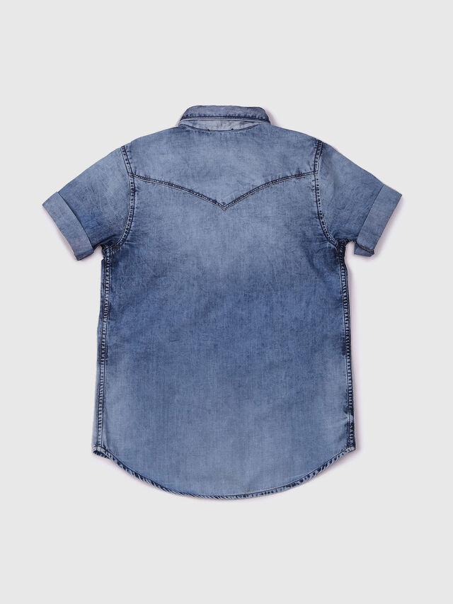 Diesel - CIRIX, Light Blue - Shirts - Image 2
