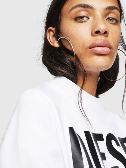 Diesel - F-ANG, White - Sweaters - Image 3
