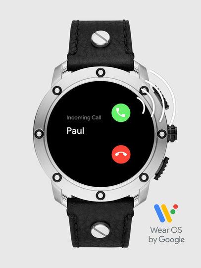 Diesel - DT2014, Black/Silver - Smartwatches - Image 7