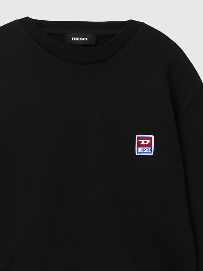 Diesel - S-GIR-DIV-P, Black - Sweaters - Image 3
