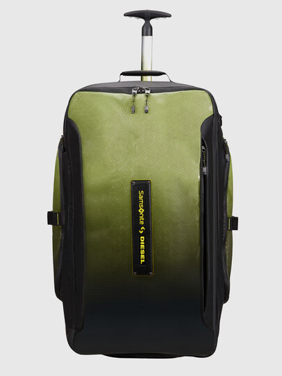 Diesel - KA2*69010 - PARADIVE, Black/Yellow - Duffles with wheels - Image 2