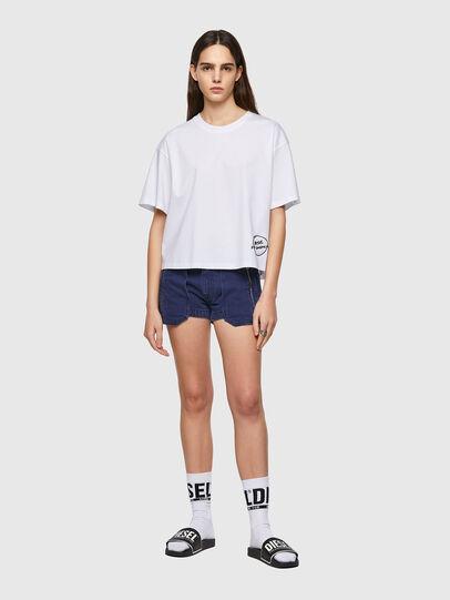 Diesel - T-BOWBOW, White - T-Shirts - Image 5