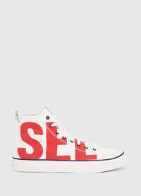 S-ASTICO MC, White/Red