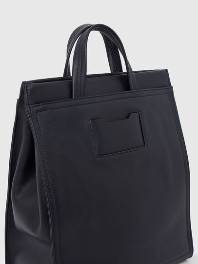 Diesel - AMETISTA, Black - Shopping and Shoulder Bags - Image 5