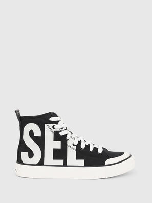 S-ASTICO MC W, Black/White - Sneakers