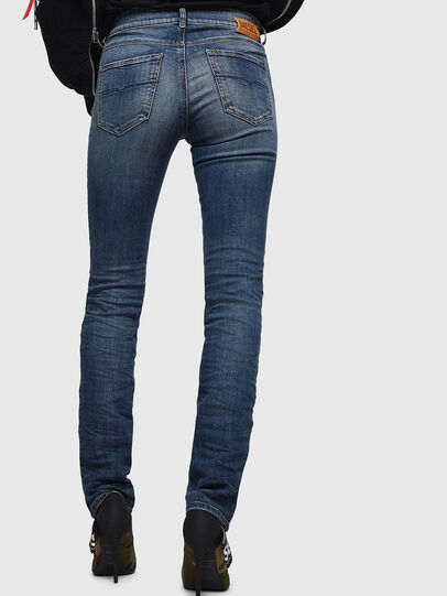 Diesel - Sandy 069GA, Medium blue - Jeans - Image 2