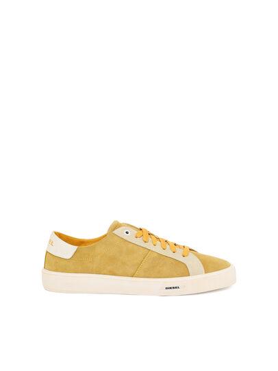 Diesel - S-MYDORI LC, Yellow - Sneakers - Image 1