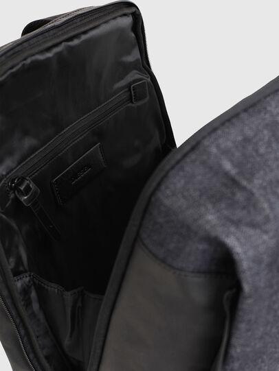 Diesel - D-SUBTORYAL BACK, Blue Jeans - Backpacks - Image 4