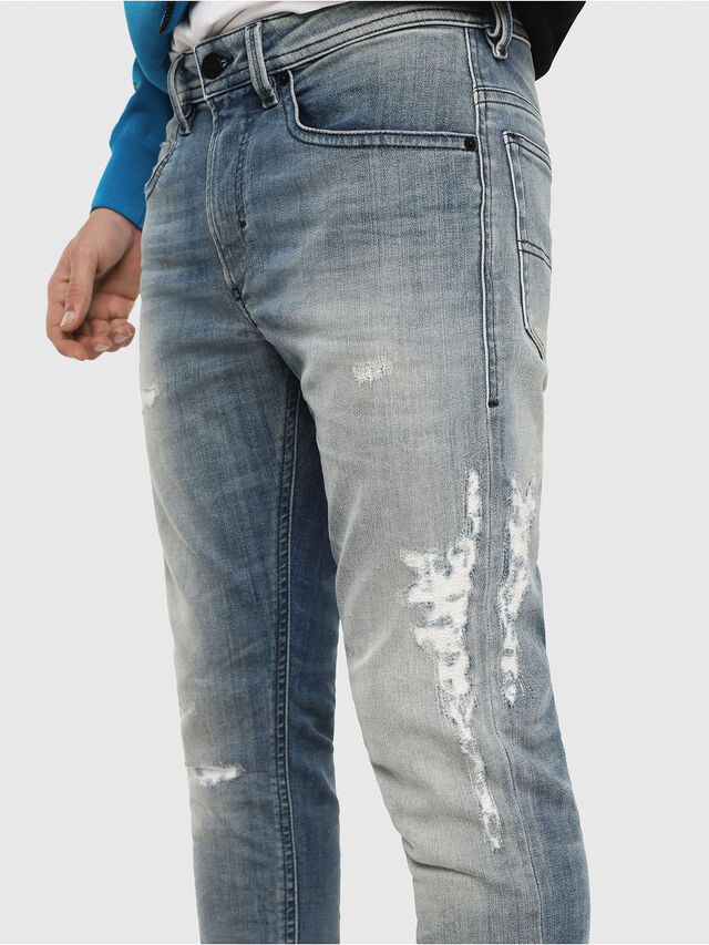 Diesel - Thommer JoggJeans 8880T, Medium blue - Jeans - Image 3