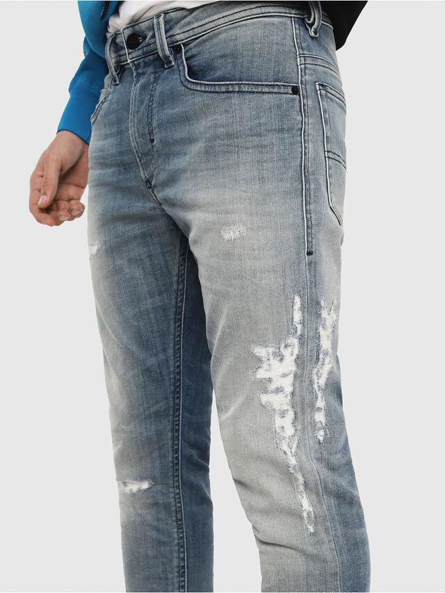 Diesel - Thommer JoggJeans 8880T, Light Blue - Jeans - Image 3