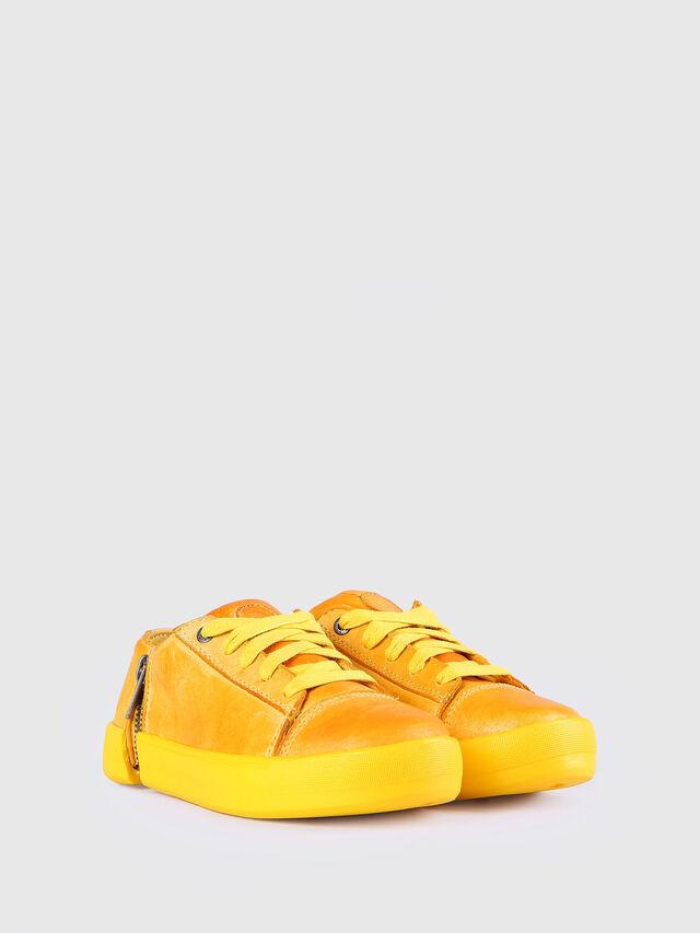 Diesel - SN LOW 31 NETISH YO, Mandarine - Footwear - Image 2
