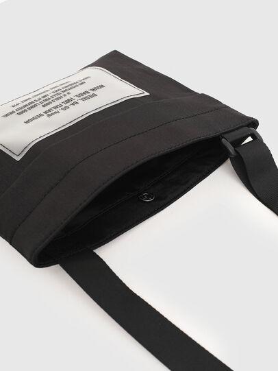 Diesel - CROPAK, Black - Crossbody Bags - Image 6