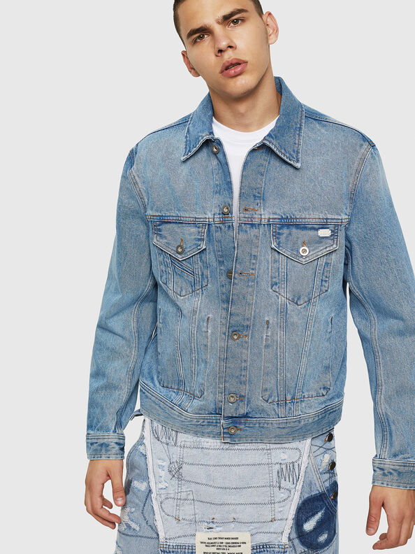 D-BRAY,  - Denim Jackets