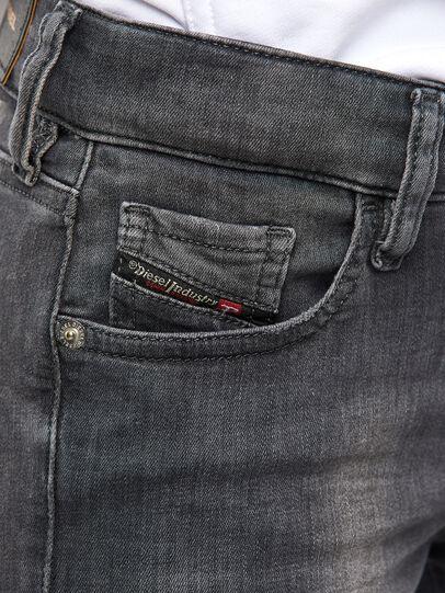 Diesel - Slandy Low 069MY, Black/Dark grey - Jeans - Image 3