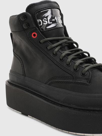 Diesel - H-SCIROCCO AB, Black - Sneakers - Image 4