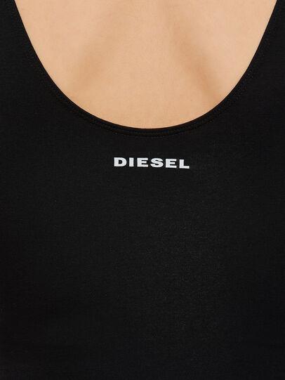 Diesel - UFBY-BODYTHREEPACK, Black - Bodysuits - Image 5