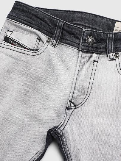 Diesel - SLEENKER-J-N, Black/Grey - Jeans - Image 3