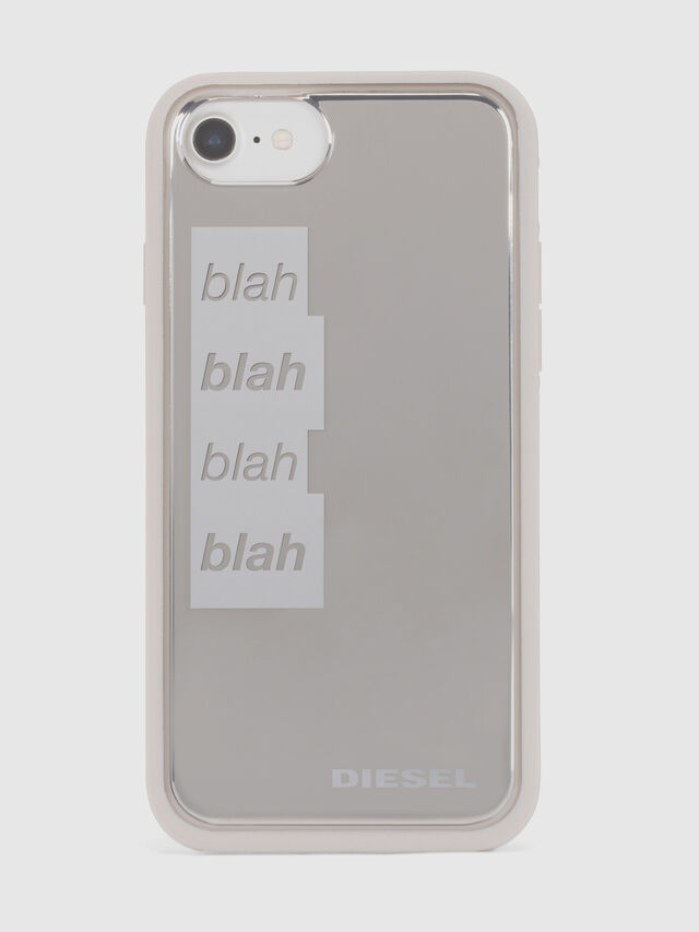 BLAH BLAH BLAH IPHONE 8 PLUS/7 PLUS/6s PLUS/6 PLUS CASE, White