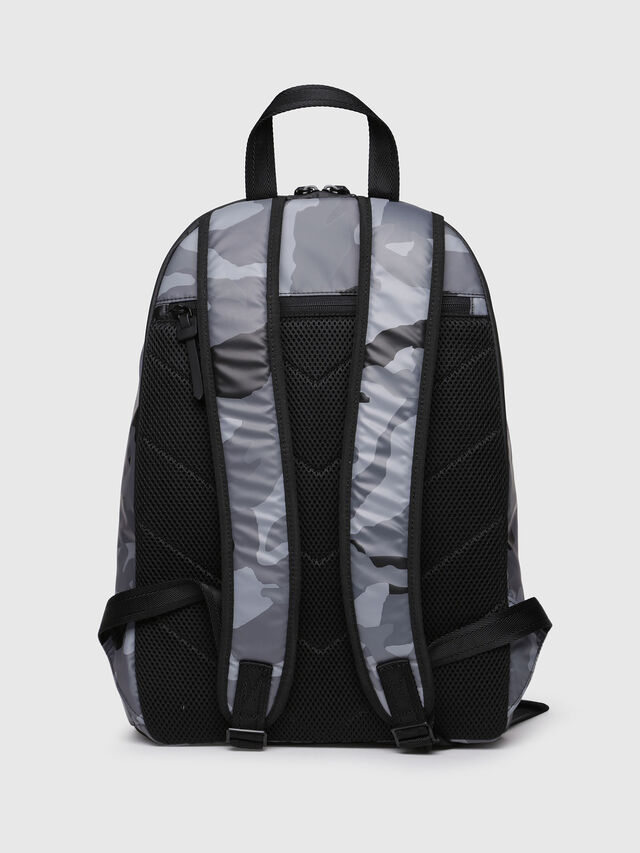 Diesel - F-BOLD BACK, Grey - Backpacks - Image 2