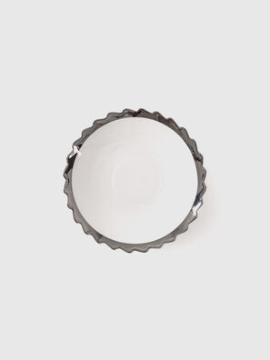 10986SIL MACHINE, White - Plates