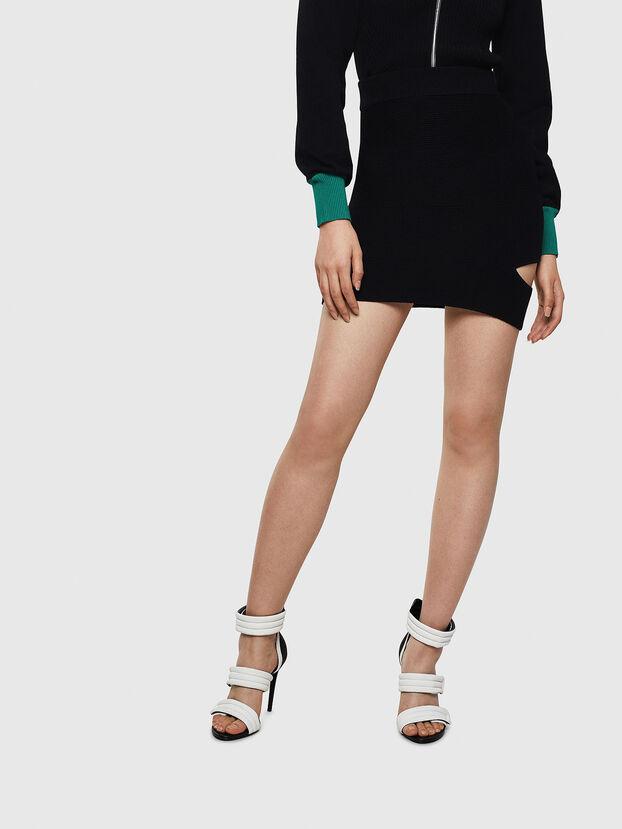 M-SLAND, Black - Skirts