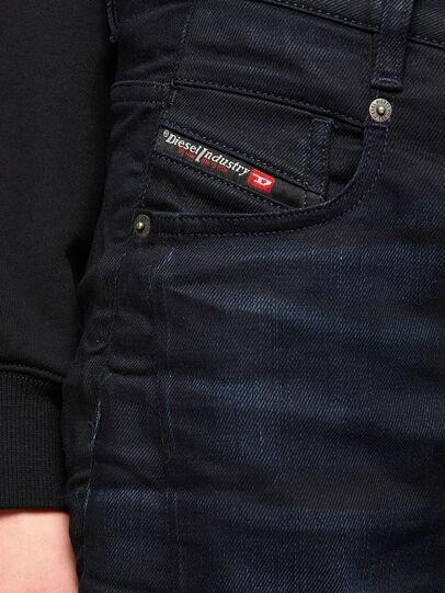 Diesel - Fayza 084AY, Dark Blue - Jeans - Image 3
